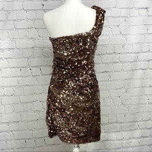 City Triangles Dresses - Sequined party dress